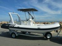 liya rib boat-luxury type. 11 feet-27 feet