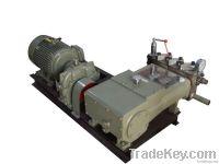 3DSY High flow capacity test pump