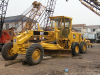 sell used caterpillar motor grader 14G