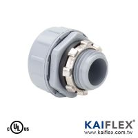 Liquid Tight Non-Metallic Flexible Conduit Fitting, Straight Type