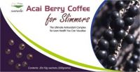 Acai Berry coffee for Slimmers