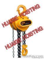 CB chain hoist
