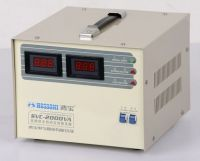 SVC-E (digital display type) High Accuracy Full-Automatic AC Voltage Stabilizer