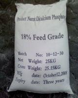 DI- CALCIUM PHOSPHATE FEED GRADE
