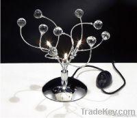 Crystal Ball Modern Pendant Lamp
