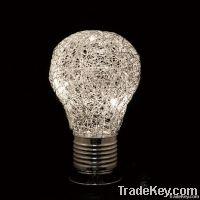 Aluminium Wire Floor Lamp