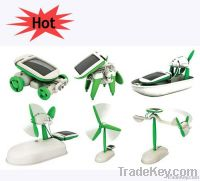 Educational Solar Toy 6in1 (LS002T)