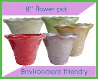 Flower Pot 8-Inch