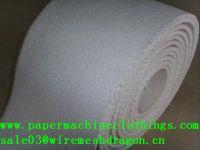 Airslide fabric, air slide belt, air slide layer