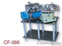 Radial Lead Cutter with bowl feeder