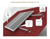 solar mounting system--mounts for tile roof