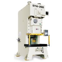 SYA-35 C Forme open single precision stamping punch press machine