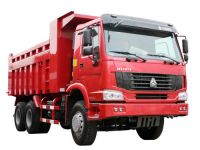 Sinotruk HOWO 6x4 Tipper/Dump Truck ZZ3257M2941/LOBA