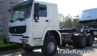 CHINA NEW HOWO 6X4 10 WHEELS TRACTOR TRUCK HAULAGE TRUCK TRACTOR HEAD