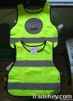 allied kid vest -- TMCV-1