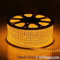 Flexible led strip lights 220v SMD 3528 led strip