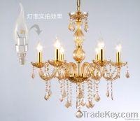 360 Degree E14 3W LED Candle Lamp