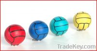 Hand rubber ball, wrist rubber ball, Hollow rubber ball