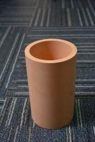 Stabilzied Zirconia Ceramic Crucible