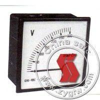 Q96-RBC AC voltmeter and ammeter