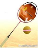 Sell Carbon Badminton racket