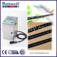 Cable Inkjet Printer