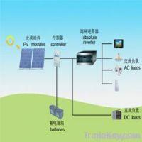 245W monocrystalline solar panel for off-grid solar system
