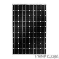 80W mono solar module for GARDEN LIGHT
