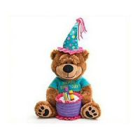 Happy Birthday Brownie Bear