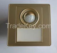 LED sensor night light