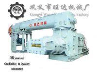 High Density Brick making with high output