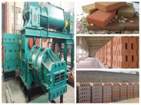 Clay Block Shaping Machine