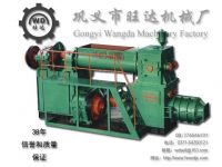 Brick forming machine