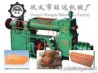 2011 China New Clay brick making Machine In Iraq