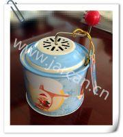 Music Metal Tin Box, Musical Mill, Gift Music Tin Box, Kids Toy Tin Box