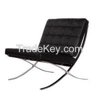 Barcelona Chair, Modern Chair