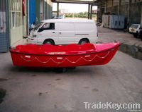 Rescue Boat for 6 persons with 25 HP outboard Motor