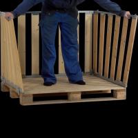 Walk In Pallet Box