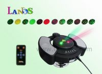 Laser Stage lighting UFO Shape Mp3 Player+1G