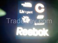 Reflective Heat Transfer Garment APPAREL Label Sticker