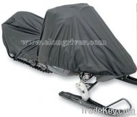 600D Polyester Snowmobile Cover