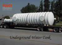Fiberglass Water Tanks