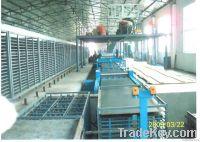 Mgo board machine with 1, 35 million M2 per year