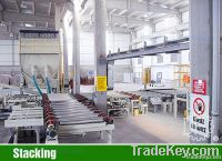 sheetrock production line with experienced installation teams