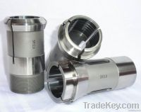Precision guide bush/ collet chuck