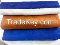 Stripe pool towel