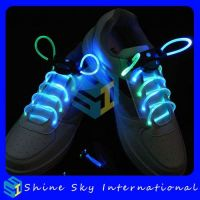 Led Flashing Shoelace Light Up Shoelace  Party Supplies