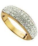 9K Yellow Gold Ring With Gemstone (LRG1257)