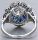 Silver ring Jewelry
