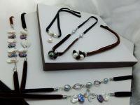 Pearl Velvet Necklace 008_
